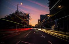 (iMalik1) Tags: sunriseoftheday purpleskies longexposure ealing london streetphotography skyporn potd motionblur urbanlandscapes light redskies blueskies lightrails orangeskies sunrise photooftheday