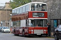 667 (Callum's Buses and Stuff) Tags: 667 rh lothianbuses lothian lrt leyland lothianreginaltransport edinburgh edinburghbus elmrow opendoors runningday olympian