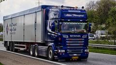 BV32638 (18.05.02, Motorvej 501, Viby J)DSC_6451_Balancer (Lav Ulv) Tags: 246769 r580 v8 topline blue e6 euro6 6x2 2017 ateatransport anderskøpke dansontrailer walkingfloor scania rseries pgrseries scaniarseries truck truckphoto truckspotter traffic trafik verkehr cabover street road strasse vej commercialvehicles erhvervskøretøjer danmark denmark dänemark danishhauliers danskefirmaer danskevognmænd vehicle køretøj aarhus lkw lastbil lastvogn camion vehicule coe danemark danimarca lorry autocarra danoise vrachtwagen motorway autobahn motorvej vibyj highway hiway autostrada trækker hauler zugmaschine tractorunit tractor artic articulated semi sattelzug auflieger trailer sattelschlepper vogntog oplegger