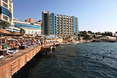 IMG_2606 (2) (melodyben) Tags: asia turkey charisma deluxe hotel kusadasi 愛琴海 亞洲 土耳其 庫薩達西 佳能 canon5d2 aegean sea