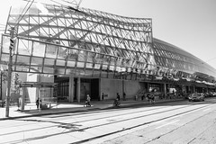 Toronto: AGO (jcbmac) Tags: toronto frankgehry art monochrome ago architechture foreign bnwdrama bw canada bnw artgallery september blackwhite