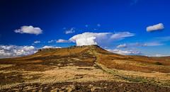 Higger Tor from Carl Wark, Peak District, UK (SheffieldRambler) Tags: peakdistrict higgertor