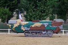 1914-1918 - Saint-Chamond (3) (Breizh56) Tags: france saumur carrouseldesaumur2018 pentax 19141918