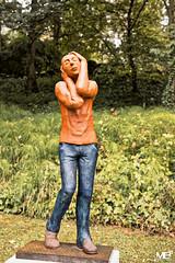 terre cuite DxOFP LM+351006867 (mich53 - thank you for your comments and 5M view) Tags: poésie artiste sculpture jardin garden leicamtype240 summiluxm35mmf14asph télémètre rangefinder entfernungsmesser telémetro alexandremijatovic exposition evénement postures homme portmarly france art visage expression