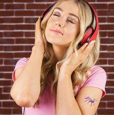Glitter Rainbow Unic (TattooForAWeek) Tags: glitter rainbow unic tattooforaweek temporary tattoos wicker furniture paradise outdoor