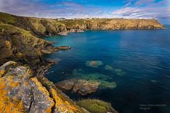 Cornwall in my heart! (marcomariamarcolini) Tags: cornwall uk nikond810 nikkor1635f4vr colorful bay seascape bigformat zoomitin sharpness dof marcomariamarcolini water nature landscape