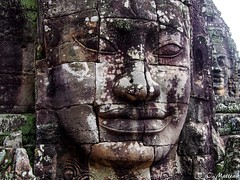 180726-188 Face du Bayon (clamato39) Tags: bayon angkor angkorthom cambodge cambodia temple religieux religion asia asie ancient ancestrale historique historic history patrimoine voyage trip