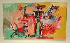 Exposition Jean-Michel Basquiat à la fondation Louis Vuitton, Paris (Ile-de-France, France) (bobroy20) Tags: basquiat jeanmichelbasquiat paris vuitton fondationlouisvuitton musée france culture artiste art peinte peinture painting museum