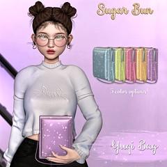 .SugarBun. Yuqi Bag @Shiny Shabby (Bunny Fluffz | .SugarBun.) Tags: shinyshabby cute kawaii sugarbun bag ad