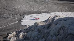 Save the glacier II (Dani Maier) Tags: obergomsvs wallis schweiz ch glacier rhonegletscher alpen