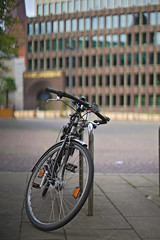 (tobiaszj) Tags: sony a7 random bicycle bremen germany bike bokeh bokehlocious bokehliciousness background out focus oof smc 50mm f12 vintage lens ultra fast shot wide open hand held natural light processed raw arw linux darktable smcpk50mmf12 pentax adapted pk e