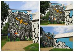 West Education Campus School | Washington D.C. (Stephenie DeKouadio) Tags: canon photography art artwork washingtondc washington dcurban dcphotos dc architecture colorful color colour school urban urbandc streetart