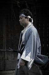 新選組 (小川 Ogawasan) Tags: japan japon kyoto matsuri shinsengumi sword law force 新選組 しんせんぐみ 京都