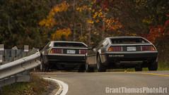 IMG_7565_result (ferrariartist) Tags: delorean gullwing automobiles automotive automobile 80s stainless car sportscar irish fall autumn ferrariartist