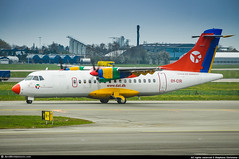 [CPH.2012] #Danish.Air.Transport #DAT #DX #ATR #ATR42 #OY-CIR #Lego #Parrot #awp (CHRISTELER / AeroWorldpictures Team) Tags: danish air transport dat atr atr42300 cn107 pwc oycir parrot color special scheme fwwee toulouse france ryanair fr ryr gpa eibxr britair db bhz fghpx cimber qi cim yangonairways ceibaintercontinental c2 cel skyexpress gq seh sxlos plane aircraft airplane planespotting copenhagen denmark dk europe awp aeroworldpictures lightroom d300s nikkor nikon 2012