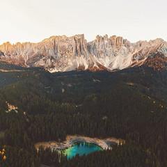 🌍 Dolomites, Italy |  Johan Lolos (travelingpage) Tags: travel traveling traveler destinations journey trip vacation places explore explorer adventure adventurer