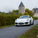 20181007 - Porsche GT3 (GT3-3) Coupe 3.8 475cv - N(2560) - CARS AND COFFEE CENTRE - Chateau de Longue Plaine thumbnail
