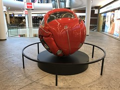 Amsterdam, Holland - Volkswagen Beetle - Work of Art? (firehouse.ie) Tags: coche automobile l'auto car beetles beetle volkswagens volkswagen vw vehicle modernart sculpture art ichwannoor