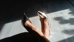 DSC_0468 (grandmacaon) Tags: highheels hautstalons toescleavage talonsaiguille lowcut lowcutshoes escarpins
