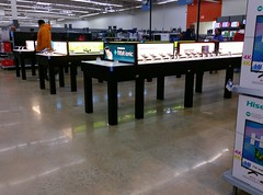 Electronics tables (l_dawg2000) Tags: 2000 2000s christmas departmentstore discountstore grocery holidays holidays2013 mississippi ms olivebranch retail store supercenter wallyworld walmart xmas unitedstates usa