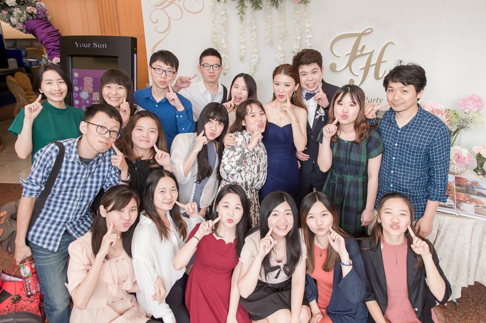 台南婚攝 海中寶料理餐廳 滿滿祝福的婚禮紀錄 W & H 118