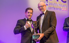 3478 - Jim Wilson - Winner of the Clive Frampton Memorial Award, Young Poultry Person of the Year