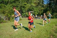 FLO05954 (chap6886@bellsouth.net) Tags: running run race girls boys team trees lake athletes action athletics america xc 5k highmiddleschool highschool