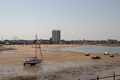 Water please (Chronur) Tags: england margate kent boat seascape beach strand segelboot boot sommer summer urlaub holiday