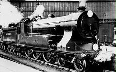 glc - southern rly 445 waterloo c1924 (johnmightycat1) Tags: railway lswr southern london steam