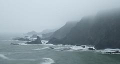 Sea Mist at Hartland Quay (tog@goldenhour) Tags: mist misty seascape uk toggoldenhour sonya7r hartlandquay northdevon