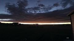Fire Dawn_TL (northern_nights) Tags: timelapse firesky twilight bluehour goldenhour dawn lowlight cheyenne wyoming widefield yi4kactioncam