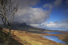 between showers (SkyeBaggie) Tags: storr oldmanofstorr trotternish trotternishridgeisleofskyescotland skye isleofskye scotland landscape canon 5diii hebrides highlands
