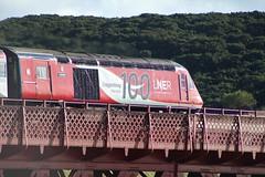 INVERKEITHING 43300 CRAIGENTINNY (johnwebb292) Tags: diesel inverkeithing fifecircle hst class 43 lner 43300 craigentinny