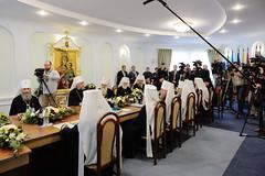 10. Заседание Свящ. Синода РПЦ в Минске 15.10.2018