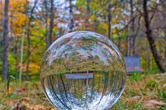 west windsor house4 (andrewryder) Tags: crystal ball windsor reading vermont vt cavendish foilage leaves leaf fall autumn color woods nature landscape landscapes