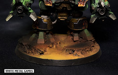 Brayheart Ashmantle Dreadnought (whitemetalgames.com) Tags: lava basing bases ashmantle redemptor leviathan primaris space marine marines imperial dread character magnetized scenic salamander salamanders chapter warhammer40k warhammer 40k warhammer40000 40000 paintingwarhammer gamesworkshop games workshop citadel whitemetalgames wmg white metal painting painted paint commission commissions service services svc raleighlaughter knightdale knight dale north carolina nc hobby hobbyist hobbies mini miniature minis miniatures tabletop rpg roleplayinggame rng warmongers