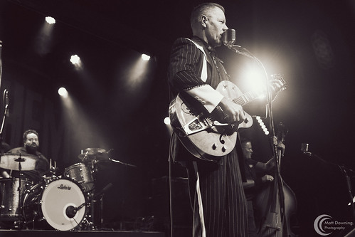 Reverend Horton Heat - 09.14.18 - Hard Rock Hotel & Casino Sioux City