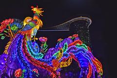 The Phoenix and the Peony (chooyutshing) Tags: themedlanternsset thephoenixandthepeony lightedup midautumnfestival2018 display attractions supertreegrove gardensbythebay baysouth marinabay singapore