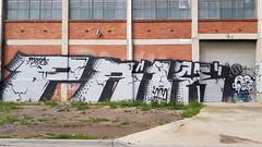Prix... (colourourcity) Tags: streetartaustralia streetart streetartnow graffiti melbourne burncity awesome letters burner notforlikes colourourcitymelbourne colourourcity original prix lamb afp chromie