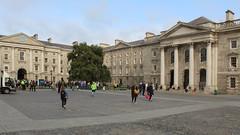 Trinity College, Dublino (SergioBarbieri) Tags: dublino trinitycollege