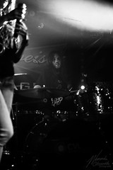 Temperance @ Scruffy Murphys 02/05/18 (WeronikaOl) Tags: vocal vocalist female band bass bandphotography liveband microphone guitar drums percussion guitarist bassist drummer