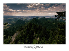 "The view from Three Crowns (smoothna) Tags: trzykorony pieniny poland mountains woods green smoothna d90 sigma1020mm ""cloudsstormssunsetssunrises"""