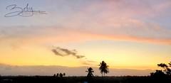 Senja hari ini (Boby Perkasa) Tags: senja sun sunset cloud kaimana papua
