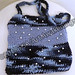 """""""Blue Crochet Purse with Snaps"""" by Nadia A, crochet, $20.00"""