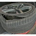 Pothole 1, Pirelli 0 thumbnail