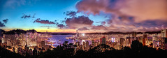 incense burner summit 9-18-18 (Paterson Galupe) Tags: hong kong incense burner summit harbor bay beautiful landscape city cityscape water twilight lights cities mountain view fantastic clouds buildings laowa 15mm f2 ddreamer