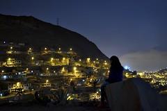 Lima Sur (AdrianoSetimo) Tags: outskirts lima perú periferia shantytown nightphotography cityscape nightscapes olympus penf 1240mm olympusmzuikodigitaled1240mmf28pro nuevaesperanza