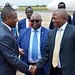 Deputy President David Mabuza, in his capacity as President Cyril Ramaphosa's Special Envoy to Juba