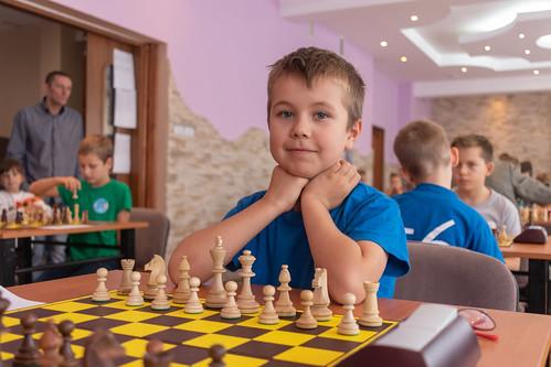 Grand Prix Spółdzielni Mieszkaniowej w Szachach Turniej VII-88