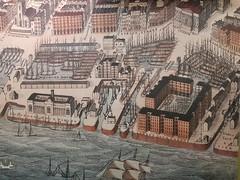 Map of Old Docks (cn174) Tags: liverpool liverpoolgiants giants liverpoolsdream giantspectacular merseyside albertdocks canningdock dog xoxo babyboy littlegirl